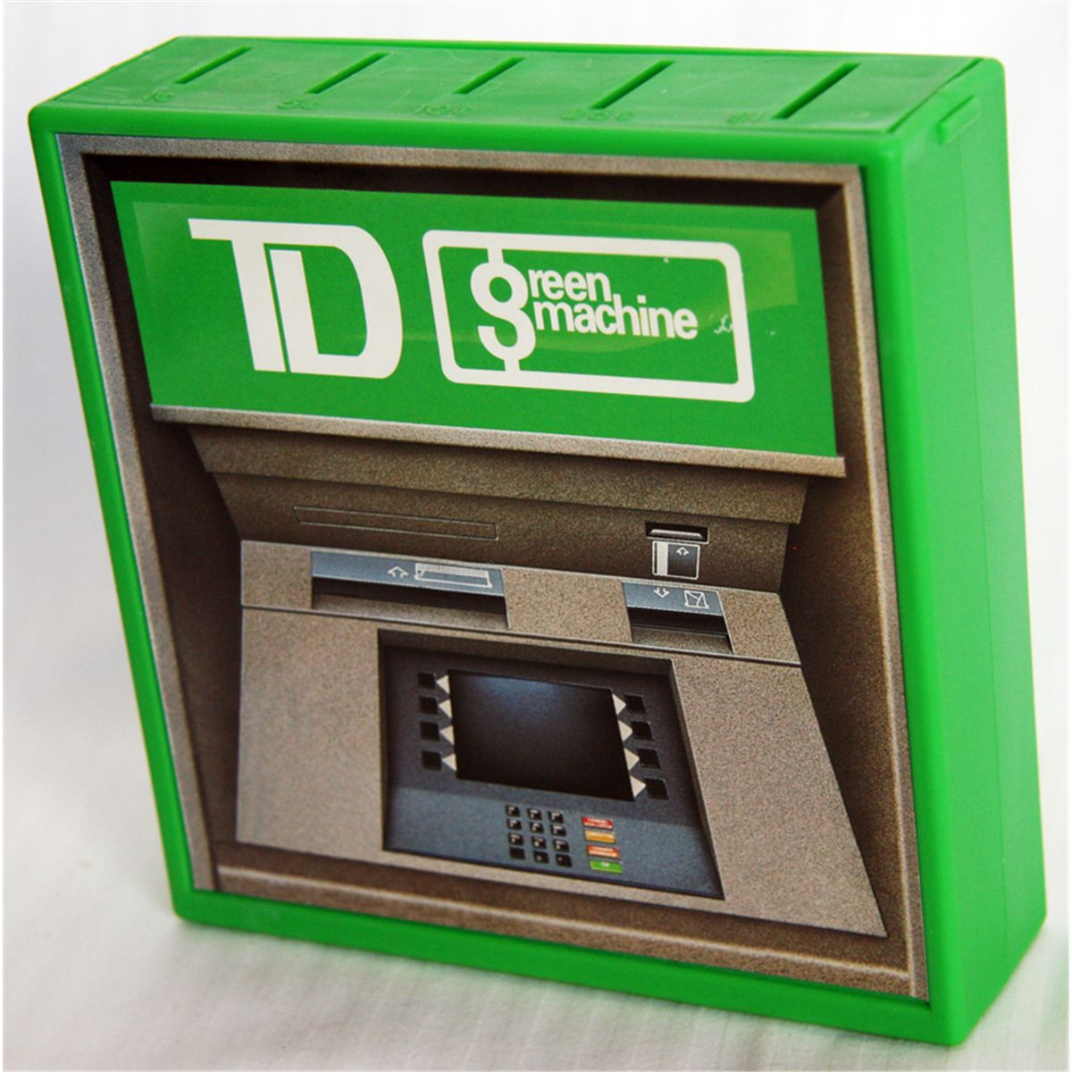 td bank coin machine fee