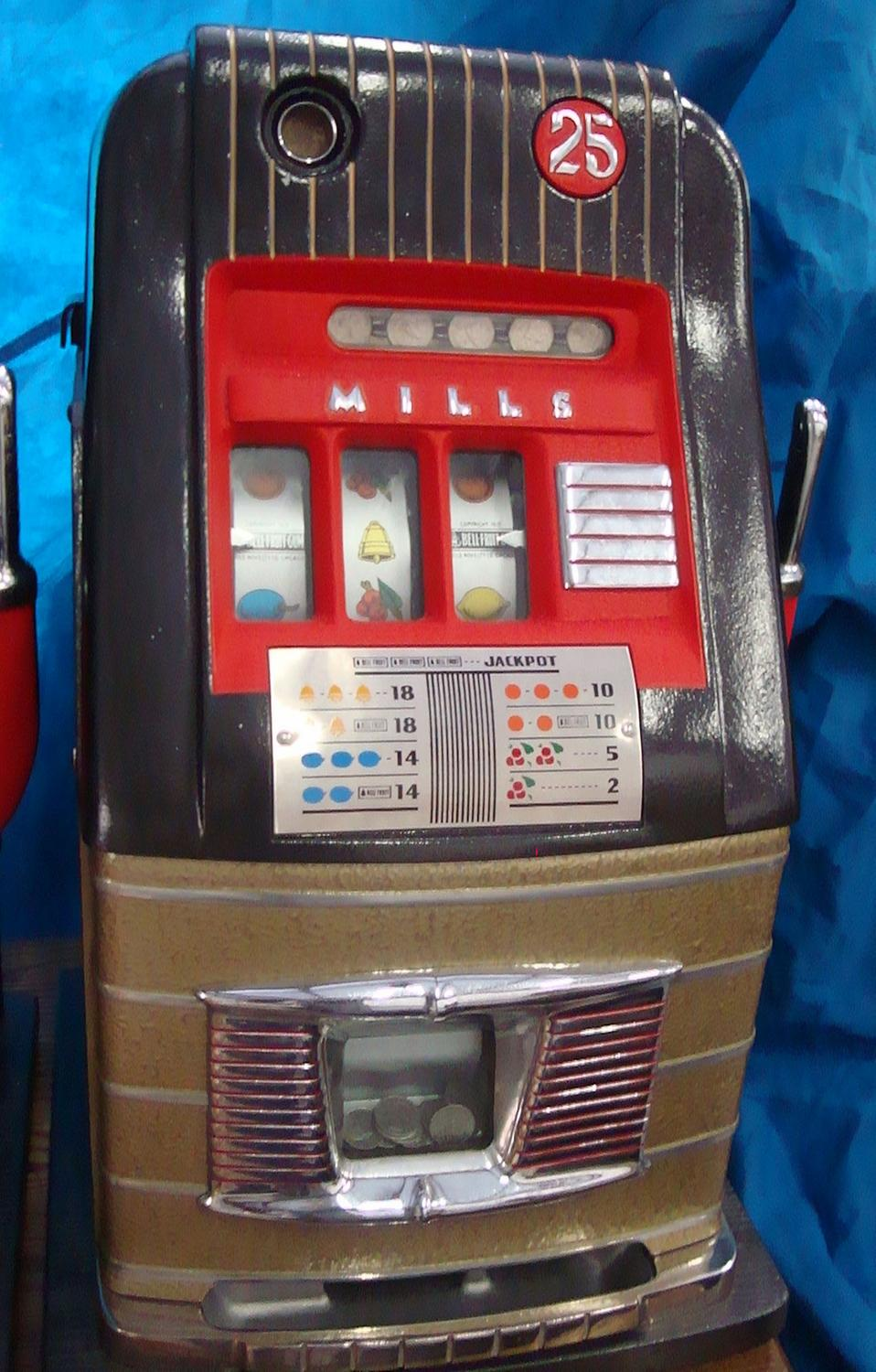 how to play nickel slot machines