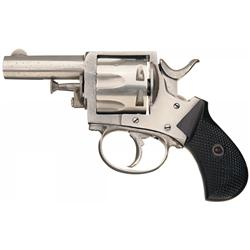 Excellent Forehand & Wadsworth British Bull-Dog Double Action Revolver