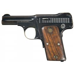 Early Production Smith & Wesson Model 1913 Semi-Automatic Pistol, Serial Number 4