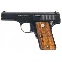 Scarce Smith & Wesson 32 Caliber Semi-Automatic Pistol