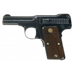 Smith & Wesson Model 1913 Semi-Automatic Pistol, Serial Number 36