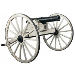 Carriage Mounted Cannon