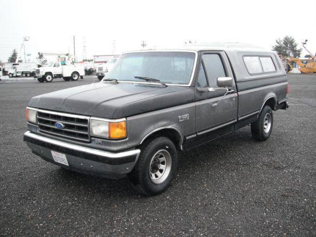 1990 ford f 150 xlt lariat pickup truck. Black Bedroom Furniture Sets. Home Design Ideas