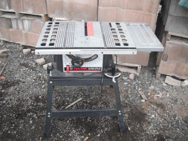 Skilsaw 3400 10 table saw for 10 inch skilsaw table saw