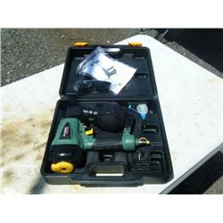 Osh Pneumatic Roofing Nailer w/ Case