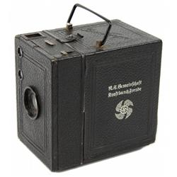 WWII GERMAN KDF CRUISE CAMERA