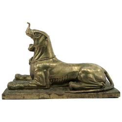 INDIAN MYTHICAL CREATURE BRONZE