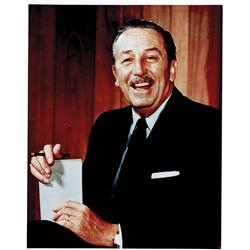 Walt Disney, Roy Disney and wives signed agreement