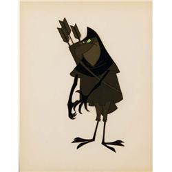 Original production cel of Goon from  Sleeping Beauty