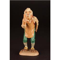 Original Walt Disney Geppetto maquette from Pinocchio