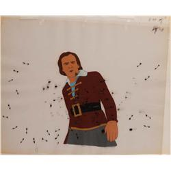 Gulliver's Travels production cel