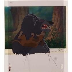 Original production cels from The Fox and the Hound