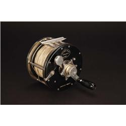 "Lawrence Tibbett's custom ""Errol Bullen/Atalanta"" big-game fishing reel"