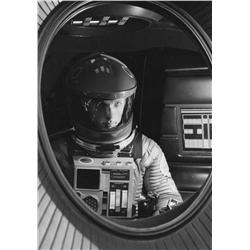 Set of 50+ photos of Stanley Kubrick with cast & crew during creation of 2001:A Space Odyssey
