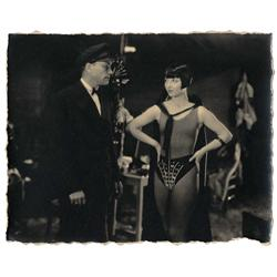 Louise Brooks & Robert Armstrong vintage cust-prnt scn stl A Girl in Every Port