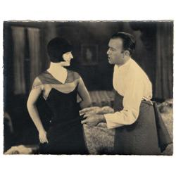 Louise Brooks & Robert Armstrong (3) vntg cstm-prn scne stls fr A Girl in Every Port
