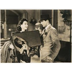 Howard Hawks' personal Keybook still set for His Girl Friday with 60+ stills