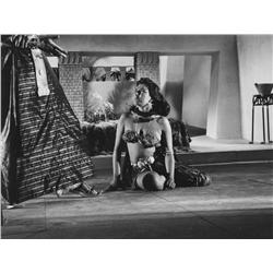 Land of the Pharaohs collection of (400+) vintage stills from the personal archive of Howard Hawks