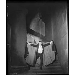 Bela Lugosi camera negative from Dracula by Roman Freulich