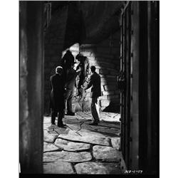 Boris Karloff camera negative from Frankenstein by Jack Freulich
