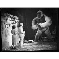 The Son of Kong camera negative by Gaston Longet