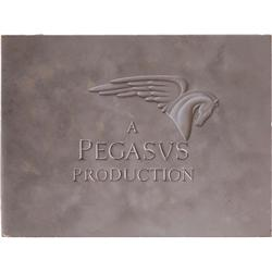 Pegasus Productions camera logo art