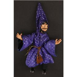 Sorcerer puppet from Gumby Adventures