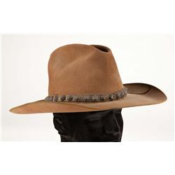 "Montgomery Clift ""Matt Garth"" screen-worn cowboy hat for Red River from Howard Hawks' collection"