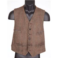 "Dick Van Dyke ""Caractacus Potts"" signature screen-worn vest from Chitty Chitty Bang Bang"