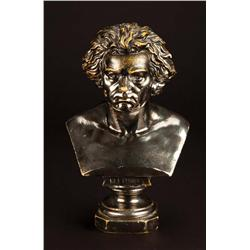 Screen-used Beethoven bust from A Clockwork Orange