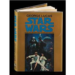 George Lucas, Star Wars, First Edition signed by George Lucas and Gary Kurtz