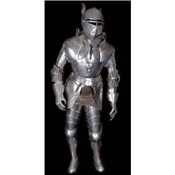 """Terry English recreation """"Lancelot"""" suit of armor from Excalibur"""
