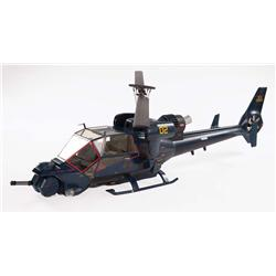 Hero Blue Thunder miniature helicopter from Blue Thunder