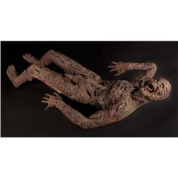 """Scorched body of Joel Polis """"Fuchs"""" from The Thing"""