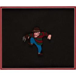 Animation cell from Freddy's Dead: The Final Nightmare