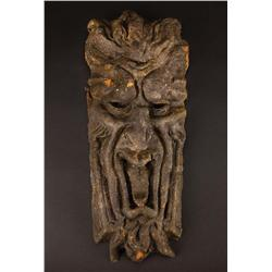 Freddy wall sconce face from A Nightmare on Elm Street: The Dream Child