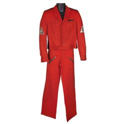 Submarine crew two-piece Crewman's costume from The Spy Who Loved Me