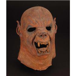 Screen-used werewolf mask from Howling 2: Your Sister Is a Werewolf