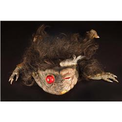 Screen-used smashed Critter from Critters 3