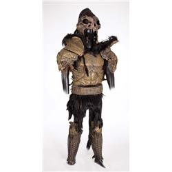 """The Kurgan"" bone armor and body suit from Highlander"