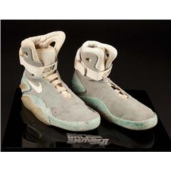 Back to the Future II sneakers