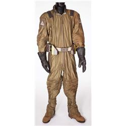 Arnold Schwarzenegger screen-used space suit from Total Recall