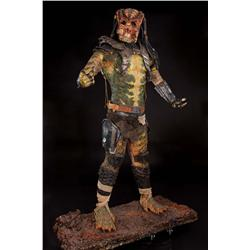 Original Predator costume from Predator 2