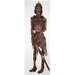 Zombie warrior from Army of Darkness