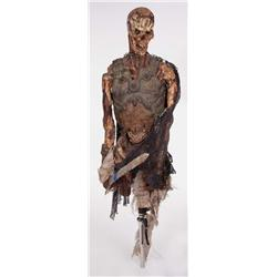 Zombie warrior puppet from Army of Darkness