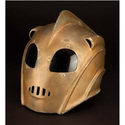 "Original stunt ""flying scenes"" helmet from The Rocketeer"
