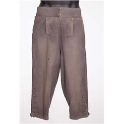 Johnny Depp's trousers from Pirates of the Caribbean: Curse of the Black Pearl