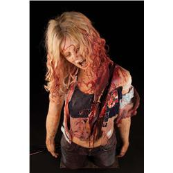 Chainsaw split victim from Dawn of the Dead