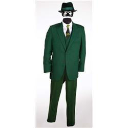 """Britt Reid"" as played by Seth Rogen signature ""Green Hornet"" costume from The Green Hornet"